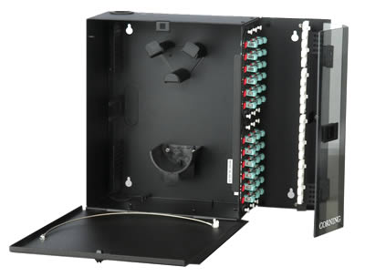 Corning Cable Fiber Enclosures Wall Mount Connector